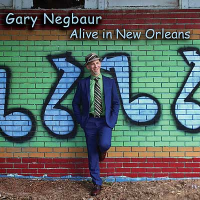 Alive in New Orleans CD
